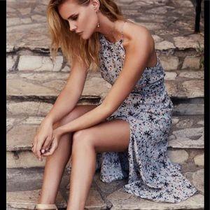 ASTR the Label Pascal Midi Dress